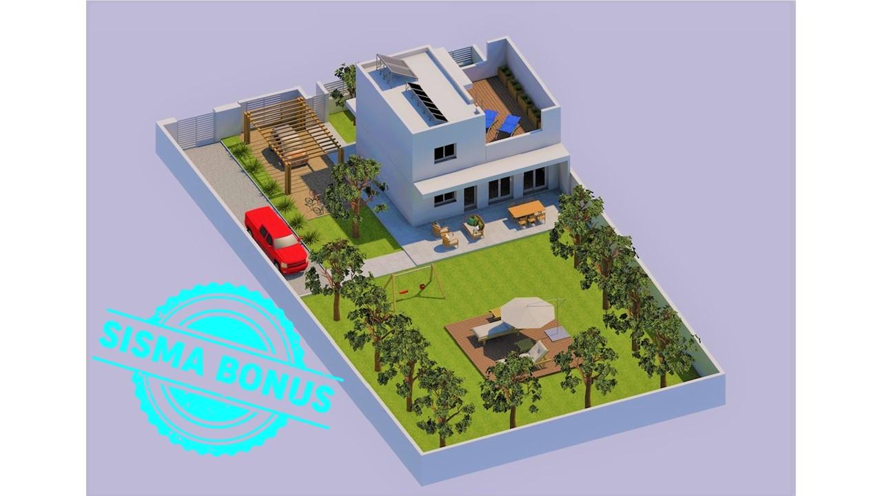 Palese Villa Singola con Sisma Bonus